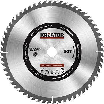 KREATOR KRT020437 - Pilový kotouč