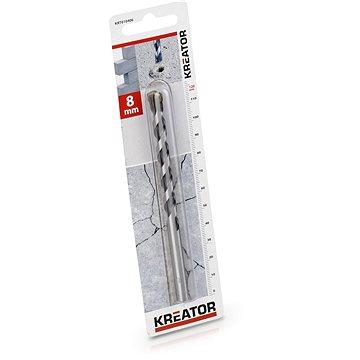 Kreator vrták do betonu 8 x 120 mm - Vrták