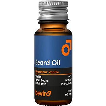 BEVIRO Honkatonk Vanilla Oil 10 ml - Olej na vousy