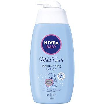 NIVEA Baby Moisturizing Lotion 500 ml - Dětské tělové mléko