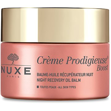 NUXE Creme Prodigieuse Boost Night Recovery Oil Balm 50 ml - Pleťový krém