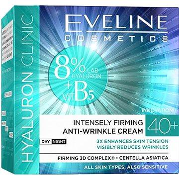 EVELINE COSMETICS Hyaluron Clinic Day And Night Cream 40+ 50 ml - Pleťový krém