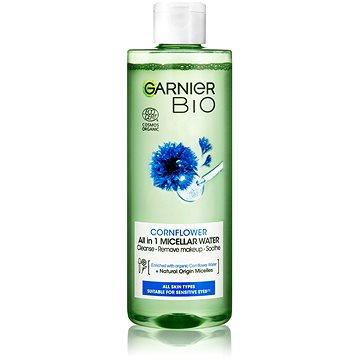 GARNIER Bio Cornflower Micellar Cleansing Water 400 ml - Micelární voda