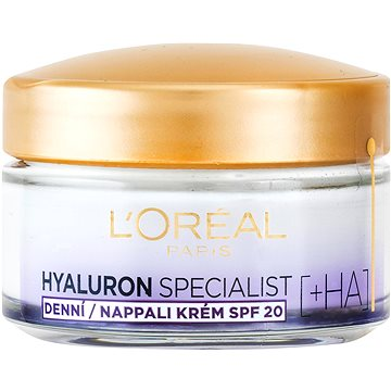 ĽORÉAL PARIS Hyaluron Specialist Day Cream SFF20 50 ml - Pleťový krém
