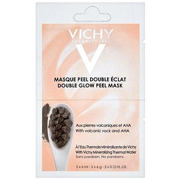 VICHY Double Glow Peel Mask 2× 6 ml - Pleťová maska