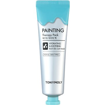 TONYMOLY Painting Therapy Pack Hydrating & Soothing 30 g - Pleťová maska