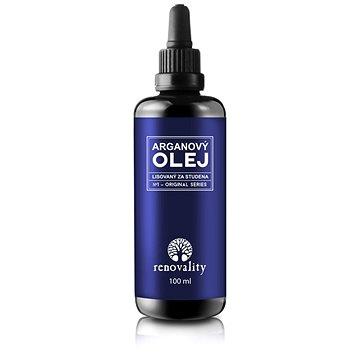 RENOVALITY Arganový Olej 100 ml - Pleťový olej