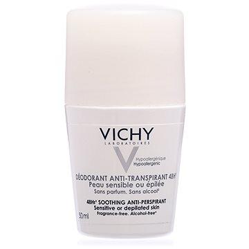 VICHY Deodorant Anti-Transpirant Sensitive 48H 50 ml - Dámský deodorant
