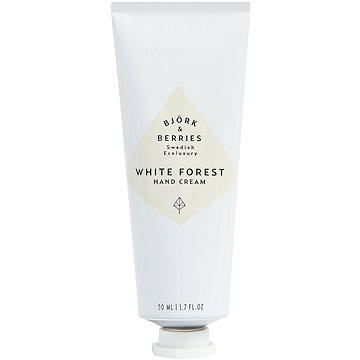 Björk & Berrie White Forest Hand 50 ml - Krém na ruce