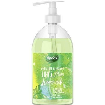 RADOX Anti-Bacterial Protect + Refresh Hand Wash 500 ml - Tekuté mýdlo