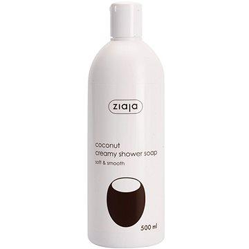 ZIAJA Kokosový ořech Krémové sprchové mýdlo 500 ml - Sprchový krém