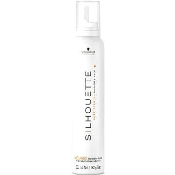 SCHWARZKOPF Professional Silhouette Flexible Hold Mousse 500 ml - Tužidlo na vlasy