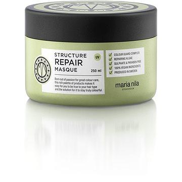 MARIA NILA Structure Repair Mask 250 ml - Maska na vlasy