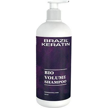 BRAZIL KERATIN Bio Volume Shampoo 550 ml - Šampon