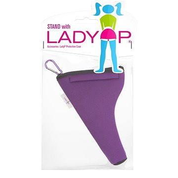 LadyP Protective case Lilac - Hygienická pomůcka