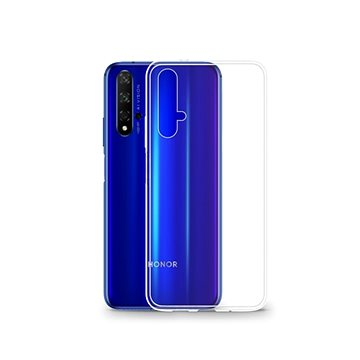 Lenuo Transparent na Honor 20/Huawei Nova 5T - Kryt na mobil