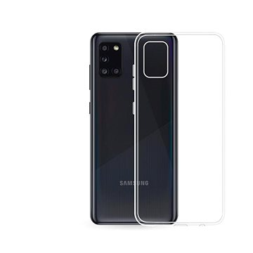 Lenuo Transparent pro Samsung Galaxy A31 - Kryt na mobil