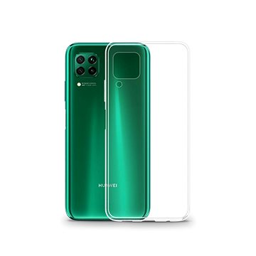 Lenuo Transparent pro Huawei P40 Lite   - Kryt na mobil