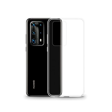 Lenuo Transparent pro Huawei P40 - Kryt na mobil