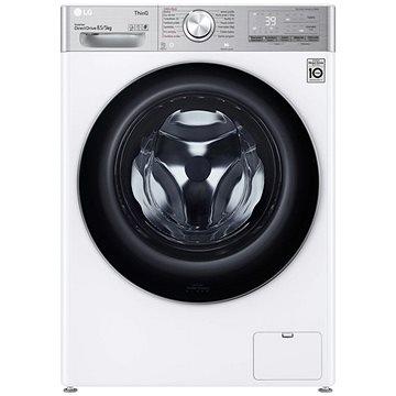 LG F2DV9S8H2 - Parní pračka se sušičkou