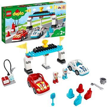 LEGO DUPLO Town 10947 Závodní auta - LEGO stavebnice