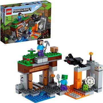 """LEGO Minecraft 21166 """"Opuštěný"""" důl - LEGO stavebnice"""