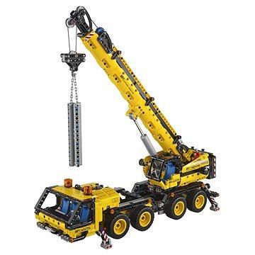 LEGO Technic 42108 Pojízdný jeřáb - LEGO stavebnice