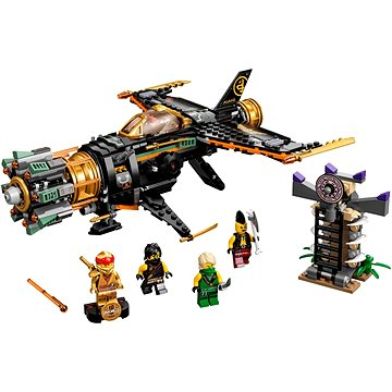LEGO Ninjago 71736 Odstřelovač balvanů - LEGO stavebnice