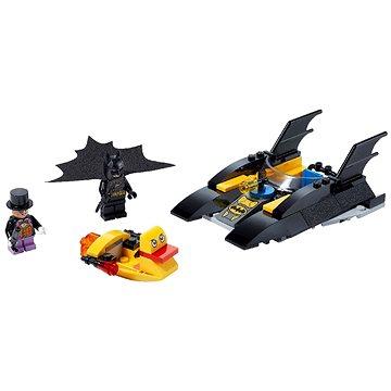 LEGO Super Heroes 76158 Pronásledování Tučňáka v Batmanově lodi - LEGO stavebnice