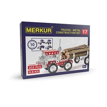 Merkur kamión 017 - Stavebnice