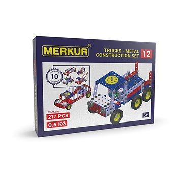 Merkur odtahový vůz 012 - Stavebnice