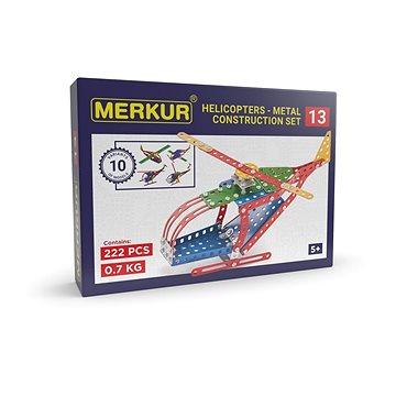 Merkur vrtulník nebo letadlo 013 - Stavebnice