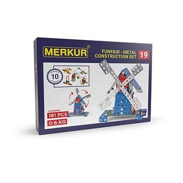 Merkur mlýn 019 - Stavebnice