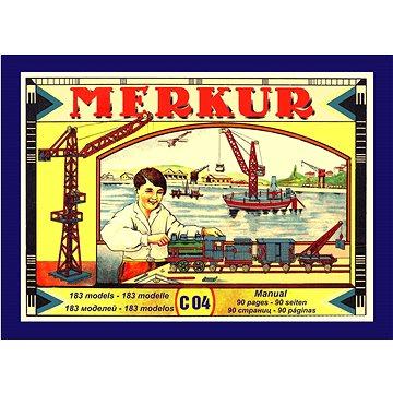 Merkur Clasicc C04 - Stavebnice