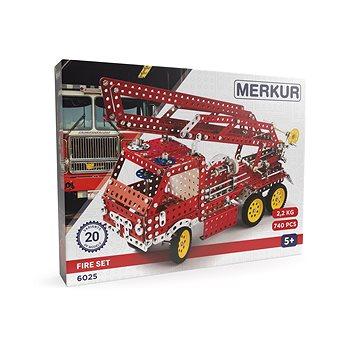 Merkur Fire set - Stavebnice