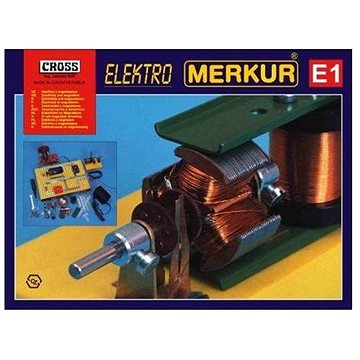 Merkur elektronik E1 - Stavebnice