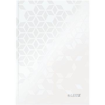 Leitz WOW A5, linkovaný bílý - Poznámkový blok