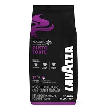 Lavazza Gusto Forte, zrnková káva, 1000g - Káva