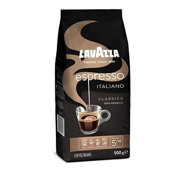 Lavazza Caffee Espresso, zrnková káva, 500g - Káva
