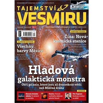 Tajemství VESMÍRU - 7-8/2021 - Elektronický časopis