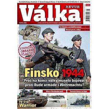 Válka REVUE - 5/2021 - Elektronický časopis