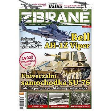 Zbraně - č. 45 - Elektronický časopis