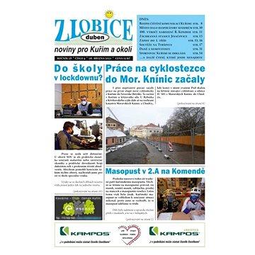 Zlobice - noviny pro Kuřim a okolí - 4/2021 - Elektronický časopis