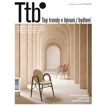TOP TRENDY V BYDLENÍ  - TOP TRENDY V BYDLENÍ 2021 - Elektronický časopis