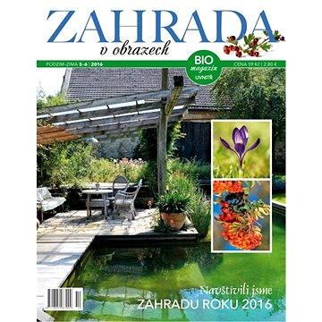 ZAHRADA V OBRAZECH - 5-6/2016 - Elektronický časopis