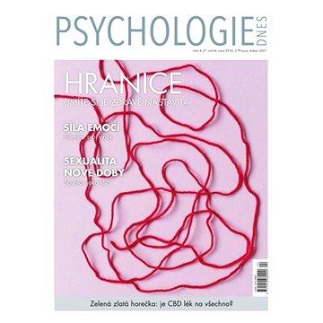 Psychologie Dnes - 04/2021 - Elektronický časopis