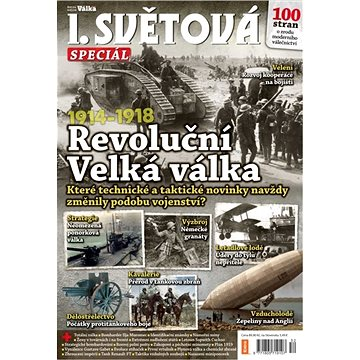 I. světová SPECIÁL - jaro 2021 - Elektronický časopis