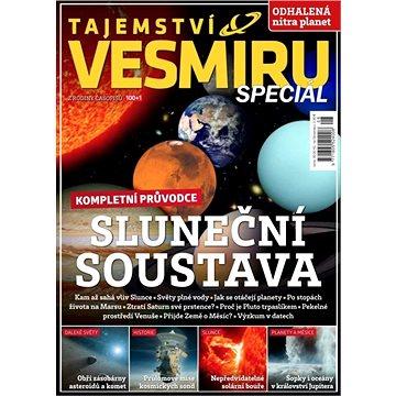Tajemství VESMÍRU SPECIÁL - léto 2021 - Elektronický časopis