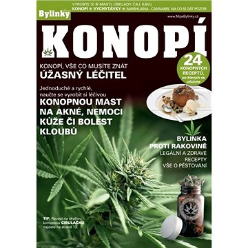 Bylinky - konopí - 2 - Elektronický časopis