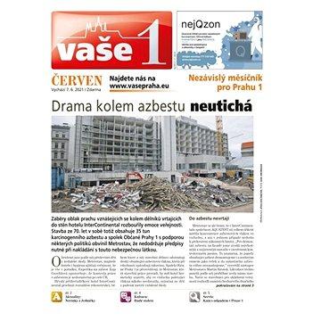 Vaše 1 - 6/2021 - Elektronické noviny